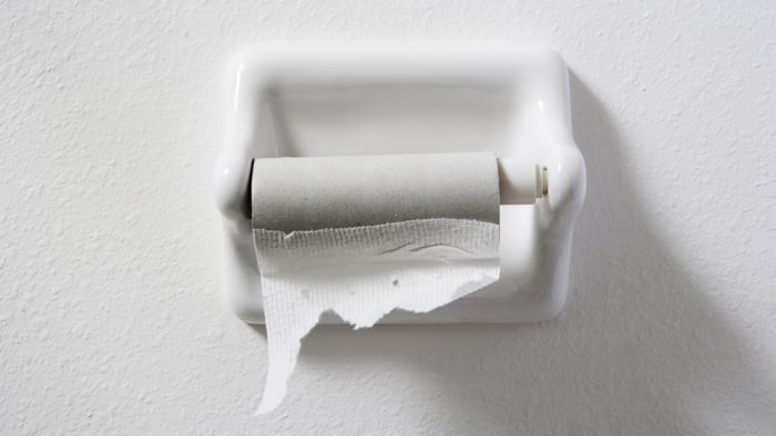 Bathroom Paper Simple What To Do When There's No Toilet Paper  Today Review