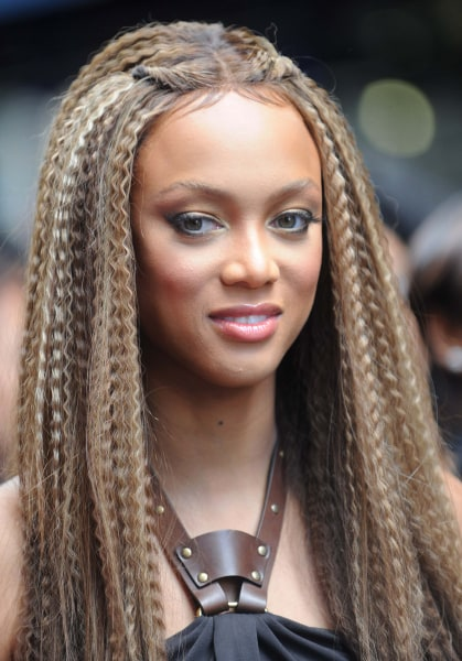 Crimped Hair Is Making A Comeback See The Look Then And