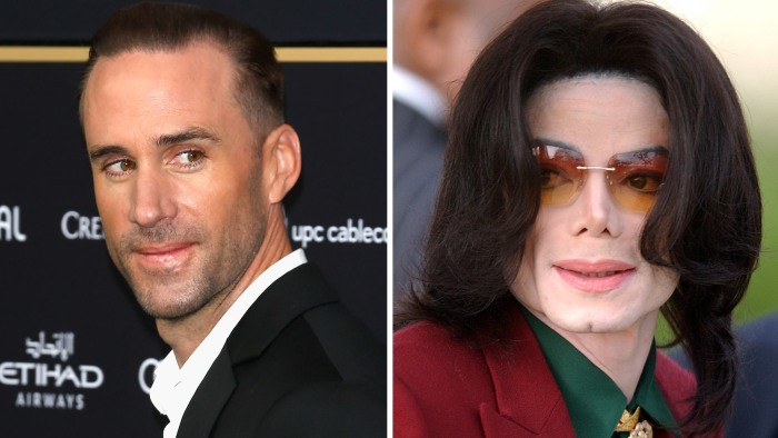 Image result for Joseph Fiennes michael