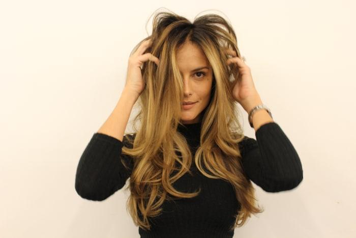 Cinnamon Swirl Hair Is Latest Trend Spicing Up Women S