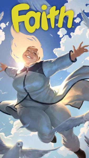 Resultado de imagem para faith valiant comics