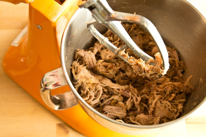 Hwo to make a slow-cooker pulled pork