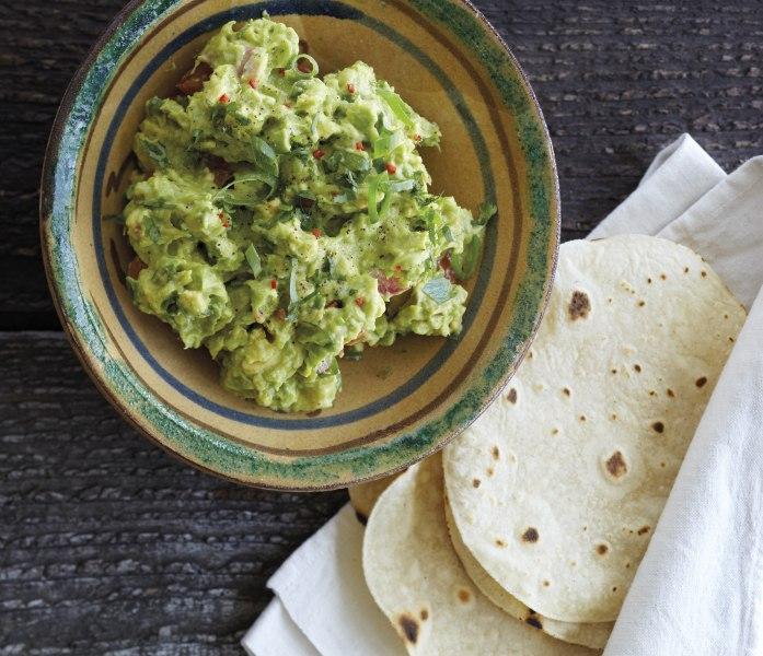 5-Minute Chunky Guacamole