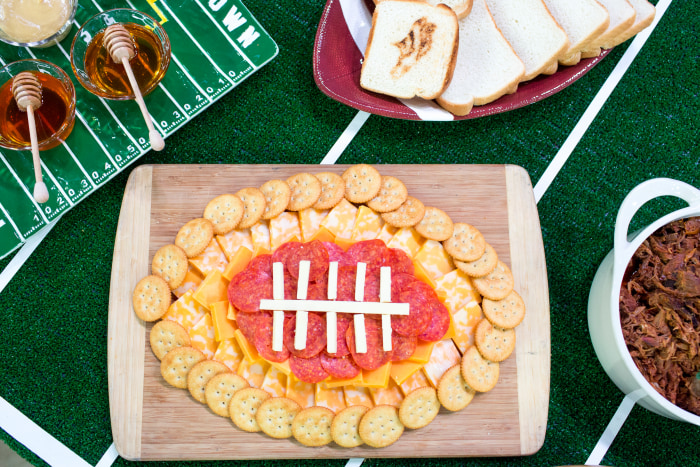10 Oscar Party Ideas We Wont Be Trying This Year additionally Super Bowl Finger Foods 39670916 also Rose Kennedy Schlossberg Jacqueline Kennedy furthermore The Wax Figure Of Elizabeth Taylor In On also Movie Night Party. on oscar party 2016 food ideas