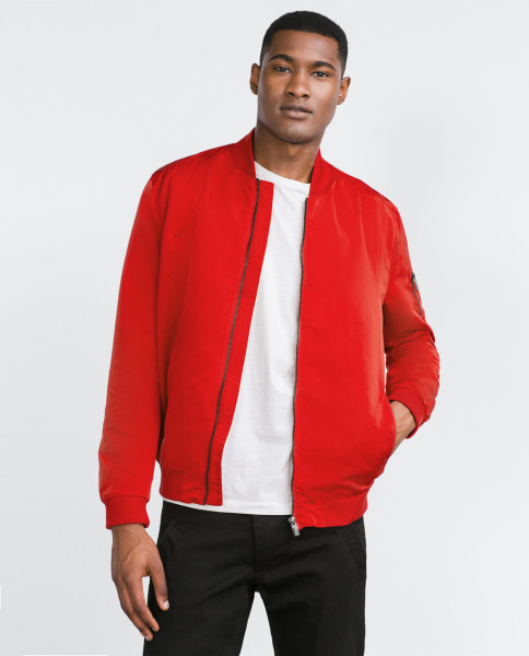 Bomber jackets for men: How to wear the trend