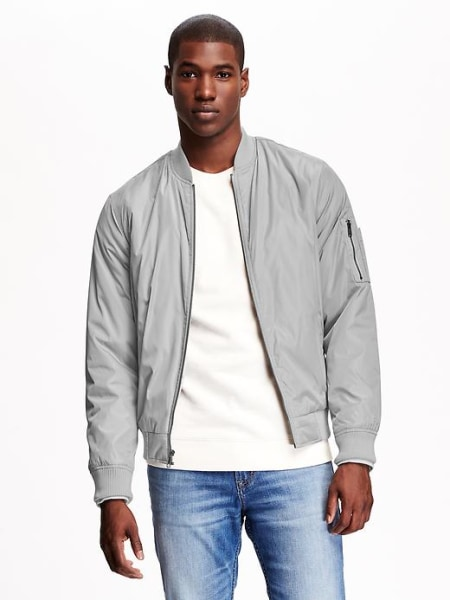 Bomber jackets for men: How to wear the trend - TODAY.com