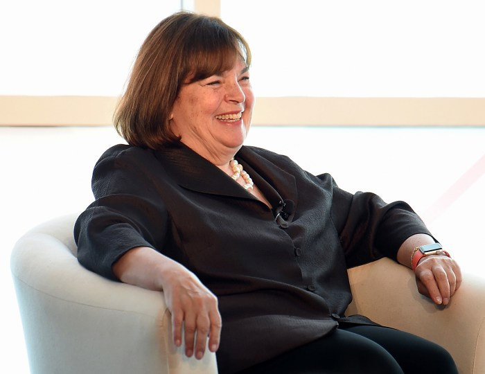 Ina Garten Photos ina garten's career advice to young women: 'goals aren't always