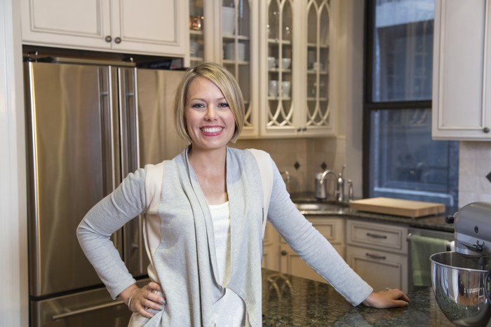 Dylan Dreyer invites you to see the heart of her home