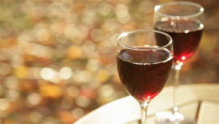 Why merlot turns your cheeks red
