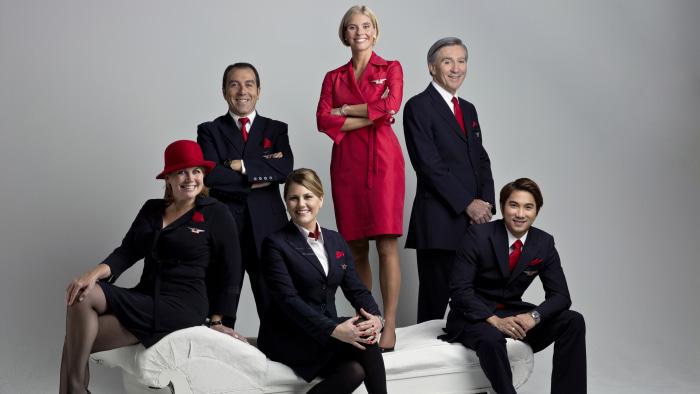 British Airway female flight win uniform battle to wear pants ...
