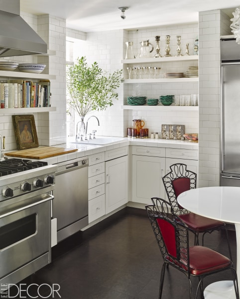 Interior Design For Kitchen Tiles: Marisa Tomei Invites You To Her Manhattan Home