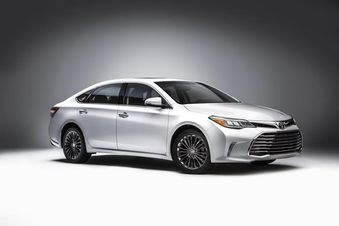 Toyota Avalon ranks tops the longest-lasting cars list