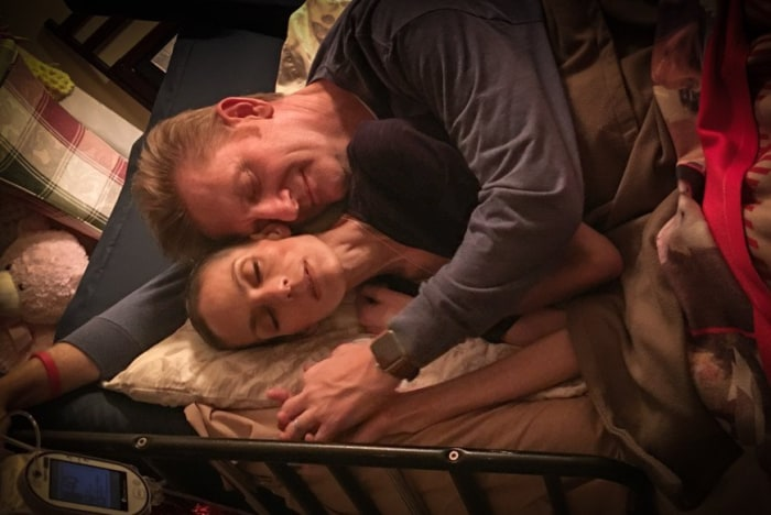 Joey and Rory Feek share first video of daughter IN speaking