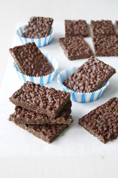 Chocolate Crunch Bars Today Com