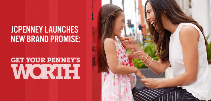 J.C. Penney is offering a penny promotion