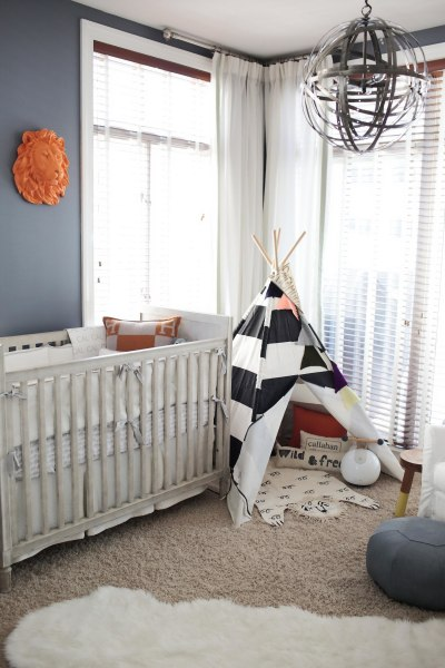 Baby Room Themes Neutral Grey