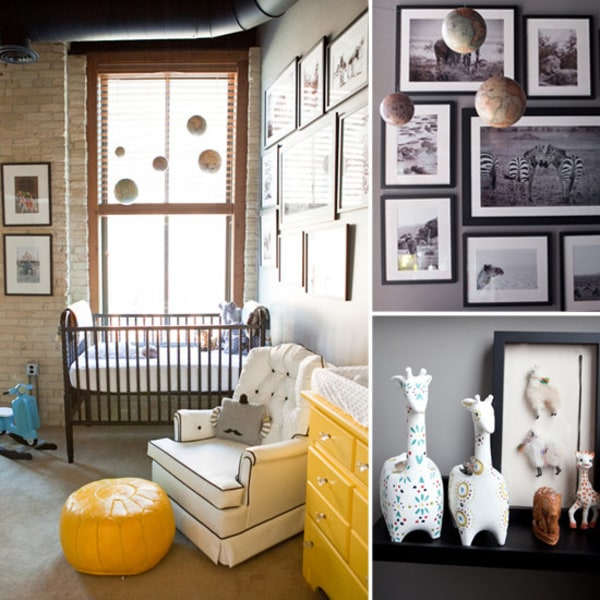 11 Cool Baby Nursery Design Ideas From Vertbaudet: Boy Nursery Ideas From Pinterest
