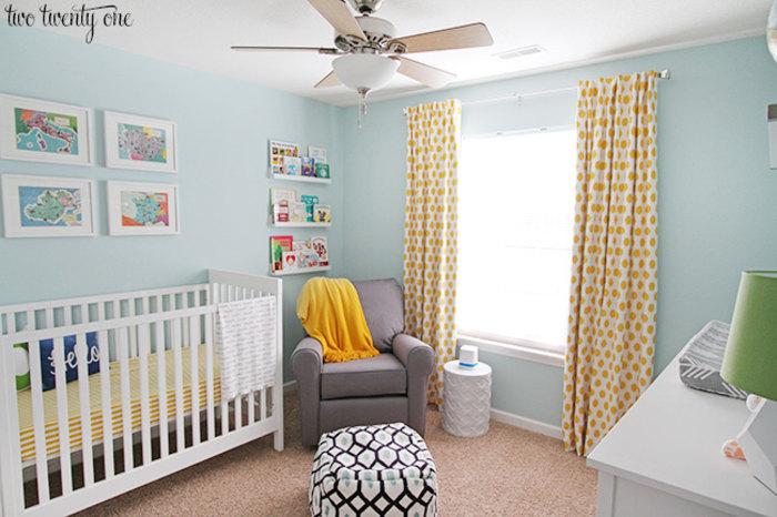 Boy nursery ideas from Pinterest - TODAY.com