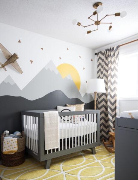 Ideas For Boy Rooms boy nursery ideas from pinterest - today