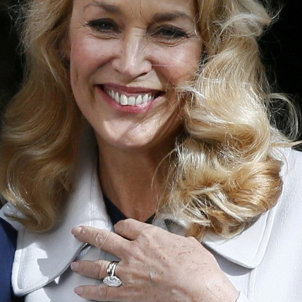 Rupert Murdoch And Jerry Hall Marry In London Today Com