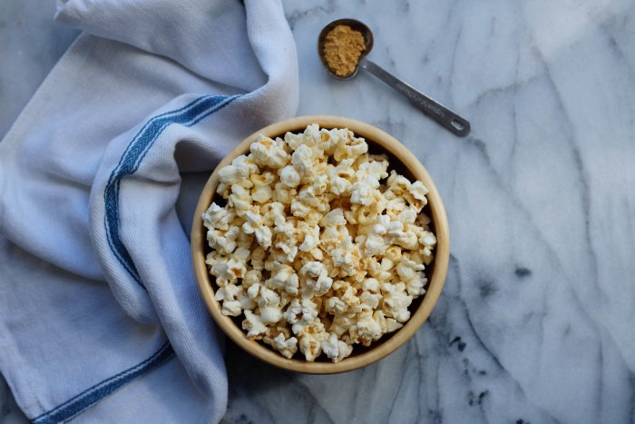 How to make great popcorn ... and leave no kernels behind