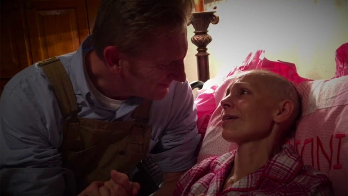 Joey Feek dies at 40 after cancer battle: 'She is in ...
