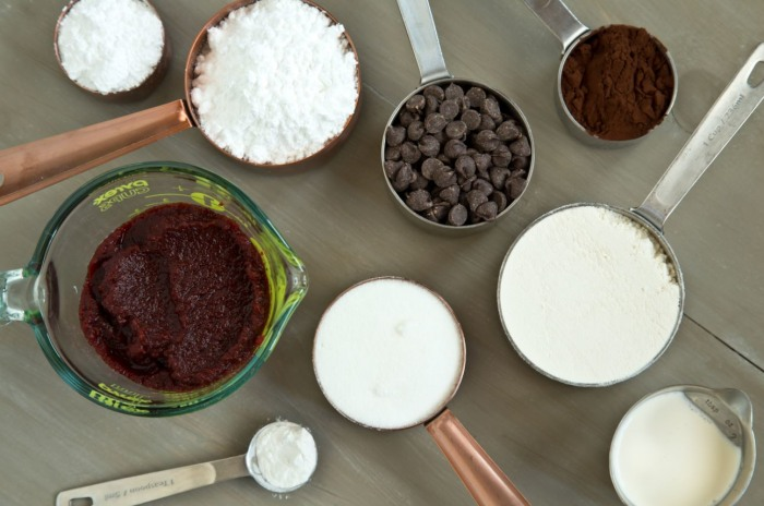 Baking can require lots of measuring cups, and that's just more dishes to wash.