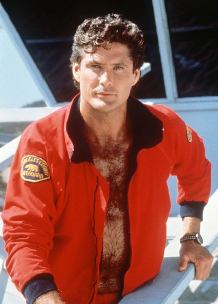David Hasselhoff returning to 'Baywatch'! Dwayne Johnson confirms ...