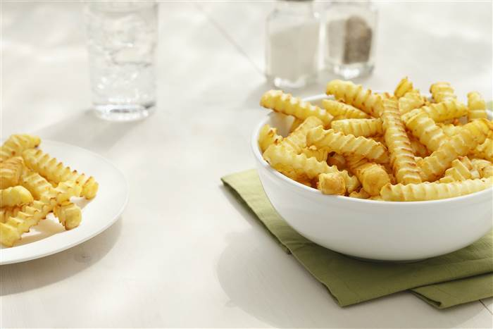 Alexia Foods frozen French fries