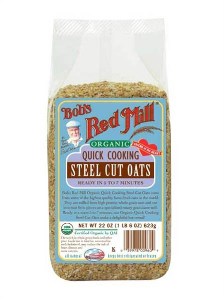 Bob's Red Mill Instant Steel Cut Oatmeal