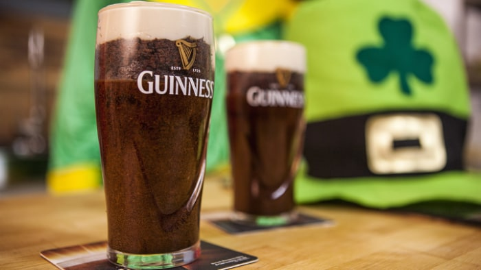 SORTED Food's Guinness cake with stout icing for St. Patrick's Day