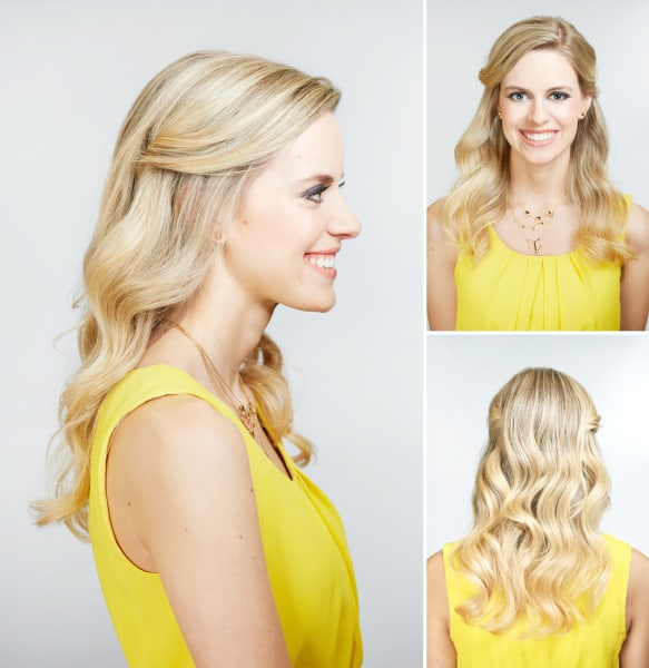 long hair styles for wedding wedding hairstyles amp bridal looks today 3938 | style wedding hairstyle long loose waves today 160317 02 split 05375d194ff3938cf4afd354e88f6b1c.today inline large