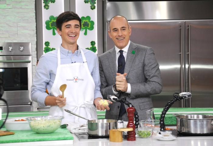 Donal Skehan makes shepherd's pie for St. Patrick's Day