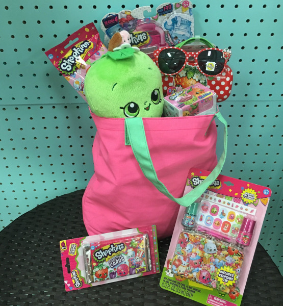 Easter basket ideas 5 candy free easter baskets youll love for the shopkins lover negle Gallery