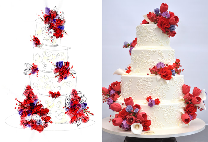 Sylvia Weinstock Cakes Prices Designs and Ordering Process Cakes