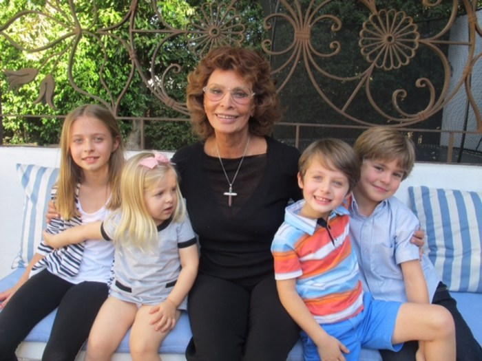 Sophia Loren reveals the simple secret behind her timeless ...
