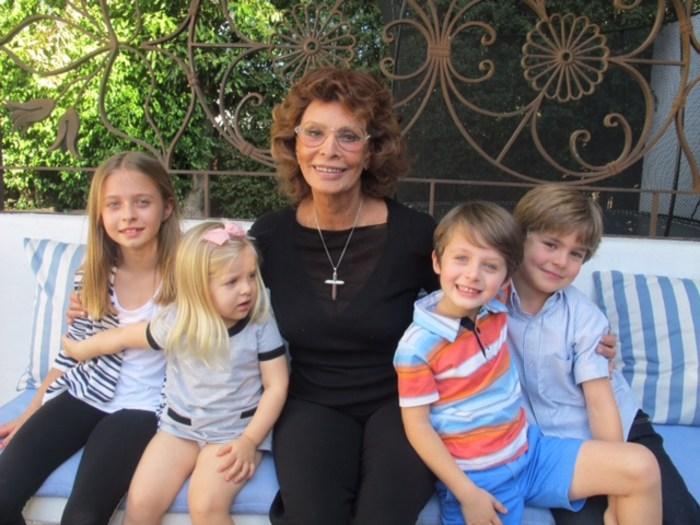 Sophia Loren reveals the simple secret behind her timeless beauty ...