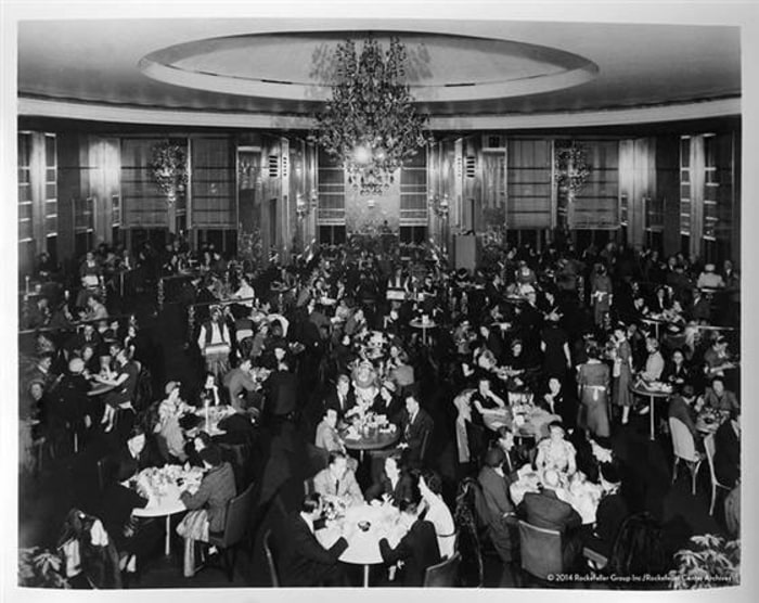 Rainbow Room Renovated See Inside Before The Today