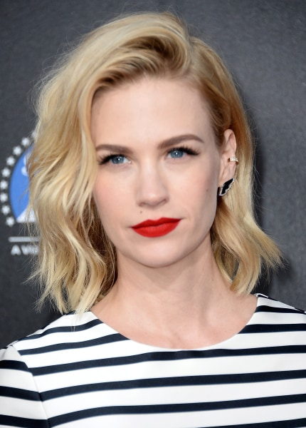 January Jones haircut