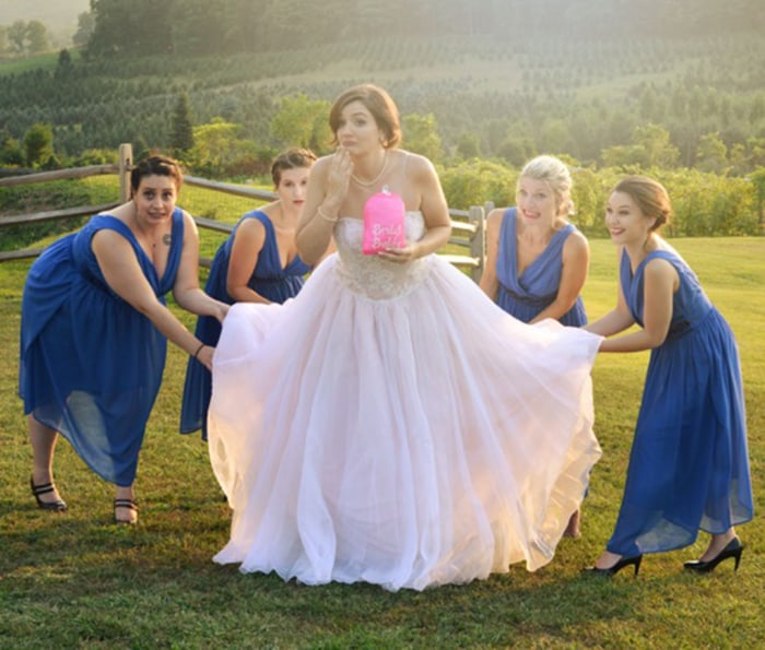 Bridal Buddy Makes It Easier For Brides To Use The
