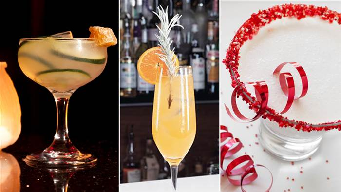 Cocktail recipes and tips to stock your holiday bar