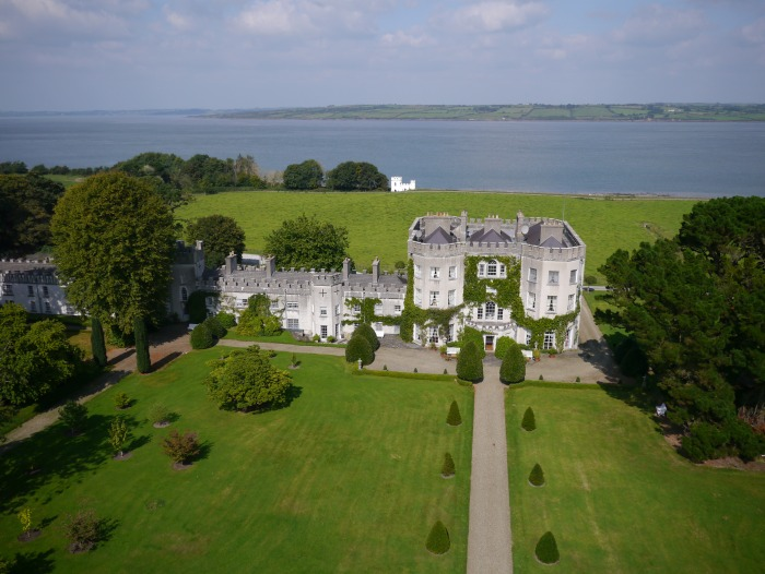 Take A Tour Of This Just Listed 13th Century Irish Castle