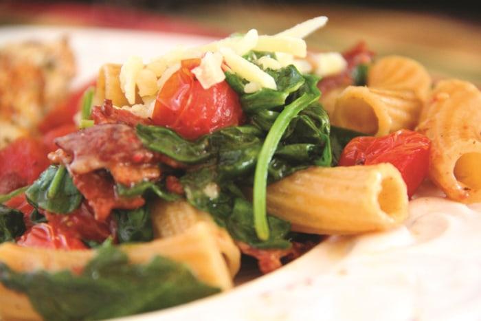 BLT Pasta - TODAY.com