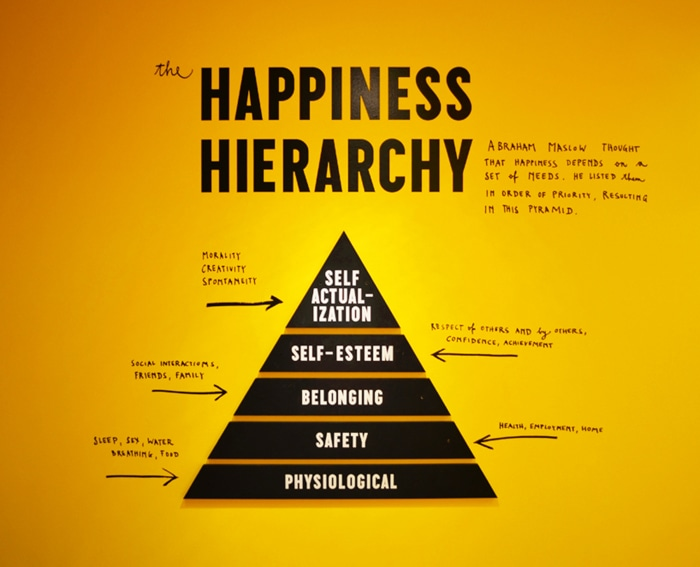 Essay about happiness and health