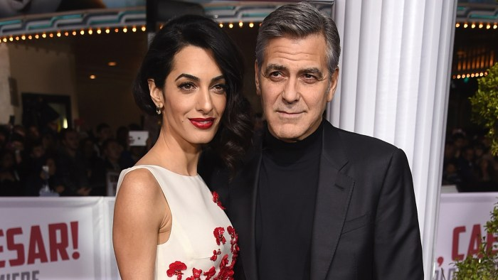 George Clooney opens up on wife Amal: 'At 52, I found the ...