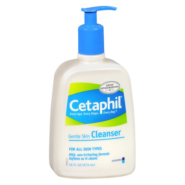 Celebrity facial cleansers