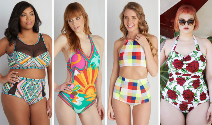 Modcloth Swimsuits