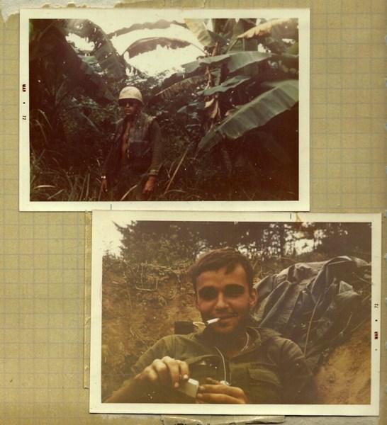 marines américain amitié avant après vietnam