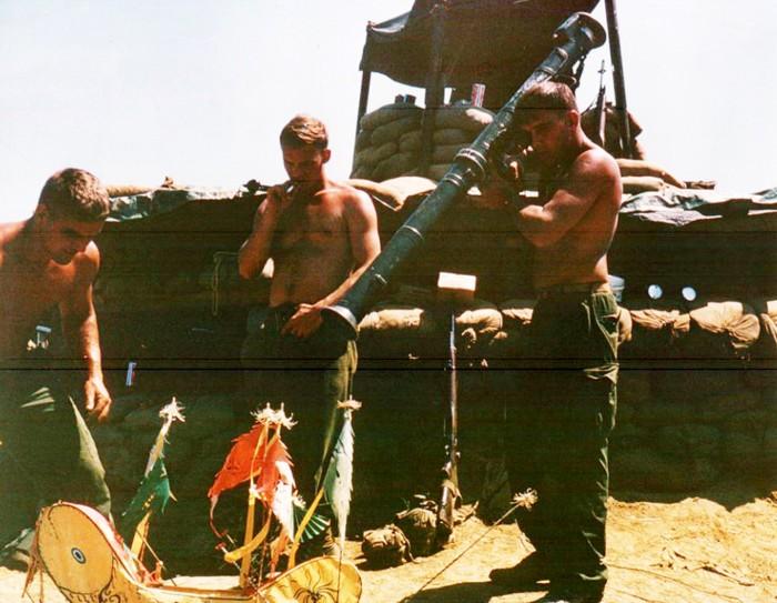 marines photo avant après