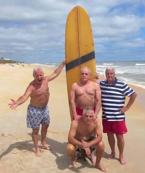 quatre marines 50 ans après
